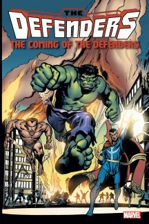 Defenders: The Coming of the Defenders #1