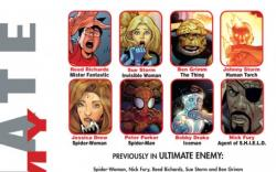 ULTIMATE COMICS ENEMY #3 Recap Page