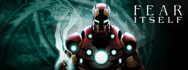 Fear Files: Iron Man