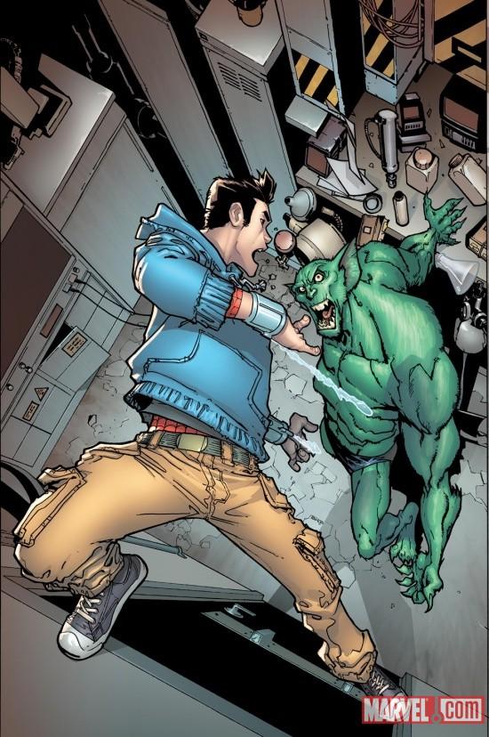 The Amazing Spiderman # 668