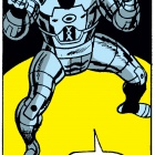 Ultron in his first appearance