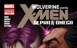 Wolverine & The X-Men Alpha & Omega (2011) #4