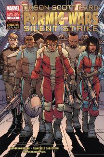 Formic Wars: Silent Strike (2011) #3