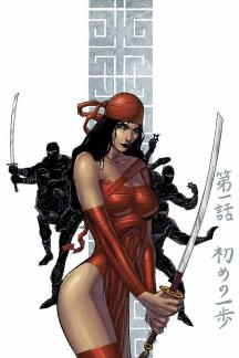 Elektra: The Hand #1
