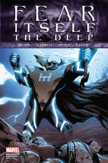 Fear Itself: The Deep #4