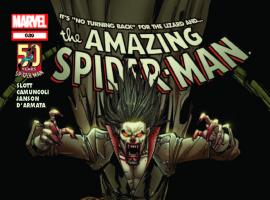 AMAZING SPIDER-MAN 689 (WITH DIGITAL CODE)