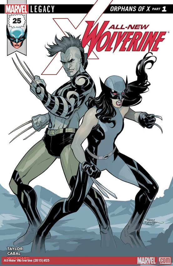 All-New Wolverine (2015) #25