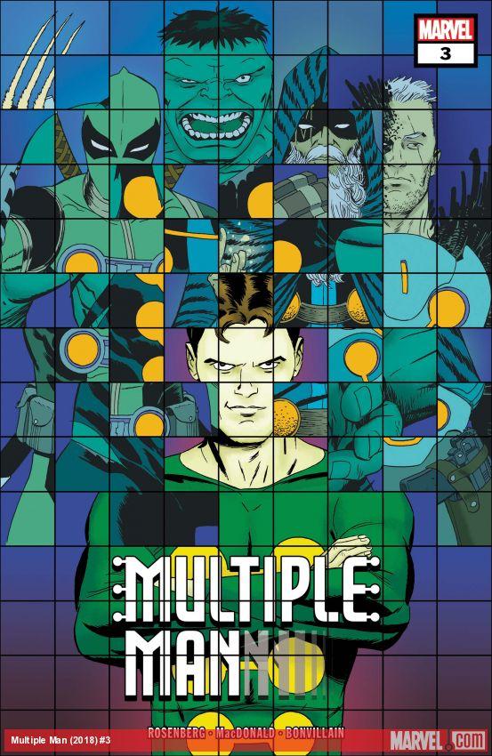 Multiple Man (2018) #3