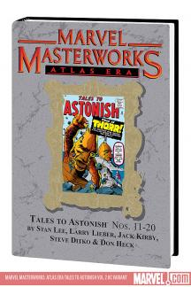 Marvel Masterworks: Atlas Era Tales to Astonish Vol. 2 (Hardcover)