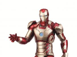 Marvel Legends Iron Man Mark from Hasbro
