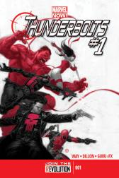 Thunderbolts #1 