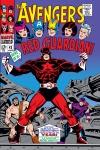 Avengers (1963) #43 cover
