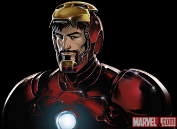 Tony Stark Iron Man from Marvel: Avengers Alliance