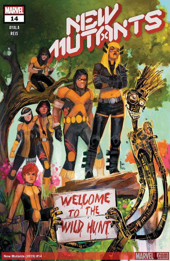 New Mutants (2019) #14