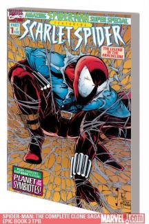 Spider-Man: The Complete Clone Saga Epic Book 3 (Trade Paperback)