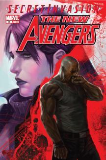 New Avengers #38