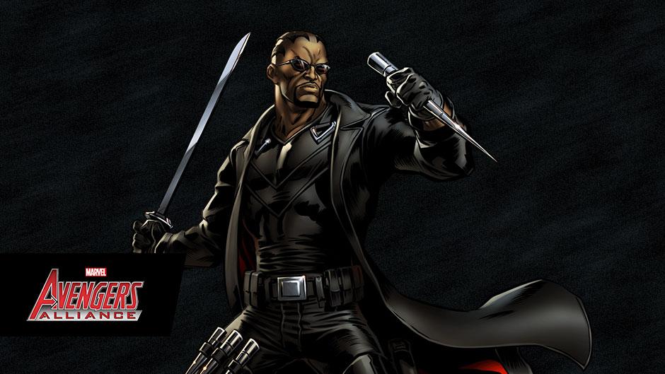 Avengers Alliance: Spec Op - Eclipse Phase