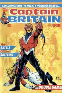 Captain Britain #5