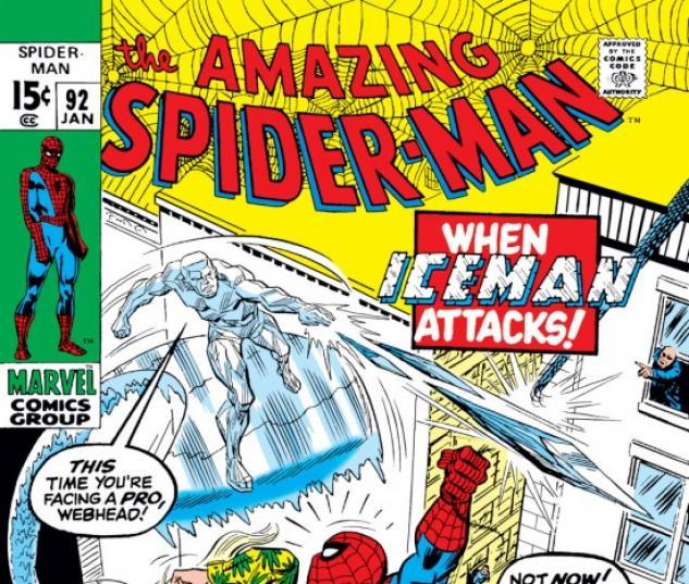 AMAZING SPIDER-MAN #92