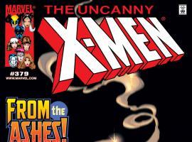 Uncanny X-Men (1963) #379 Cover