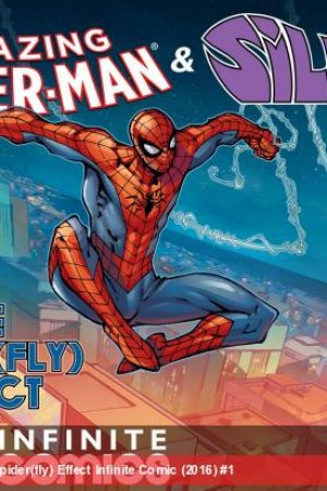 Amazing Spider-Man & Silk: The Spider(fly) Effect Infinite Comic (2016) thumbnail