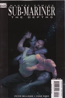 Sub-Mariner: The Depths (2008) #2