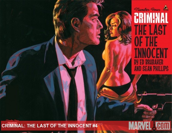 Criminal: Last of the Innocent (2011) #4
