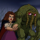 The Man-Thing guest stars in The Super Hero Squad Show