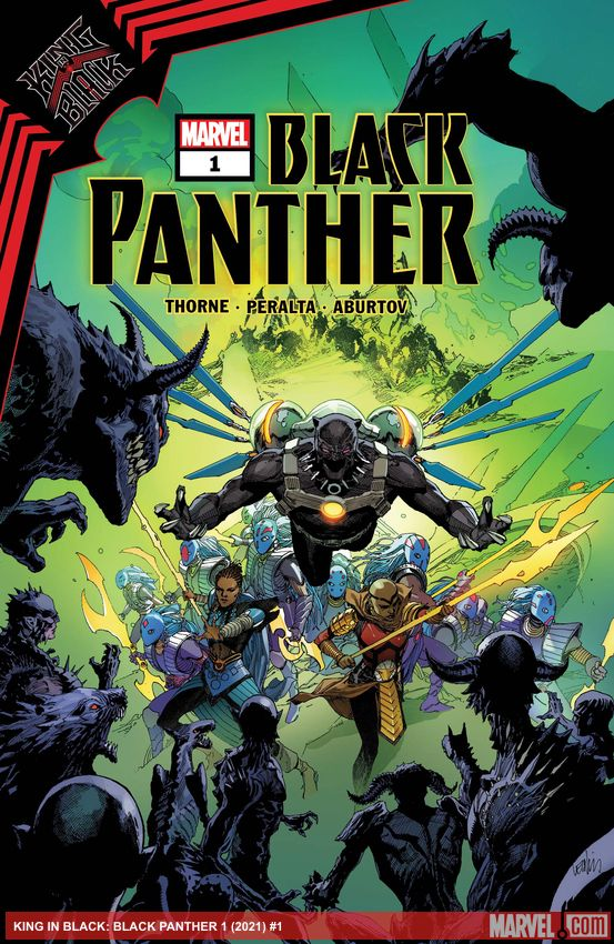 King In Black: Black Panther  (2021) #1