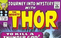 Journey Into Mystery (1952) #118