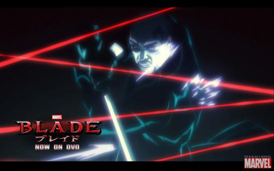Blade Anime Series Wallpaper #2