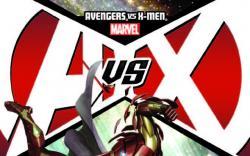 AVENGERS VS. X-MEN 12 GRANOV VARIANT (WITH DIGITAL CODE)