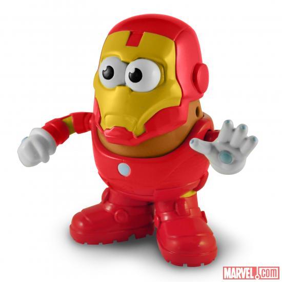 Железный Человек-Картофельная Голова