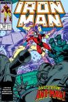 Iron Man (1968) #233 Cover