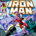 Iron Man (1968) #233 Cover