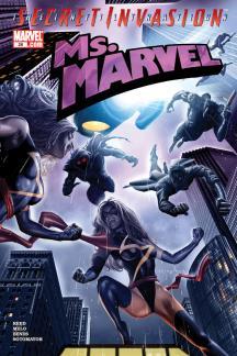 Ms. Marvel (2006) #26