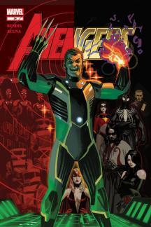 Avengers #24