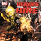 Cover from Heroes for Hire (2010) #1