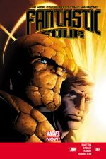 Fantastic Four (2012) #8