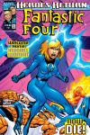 Fantastic Four (1998) #2 Cover