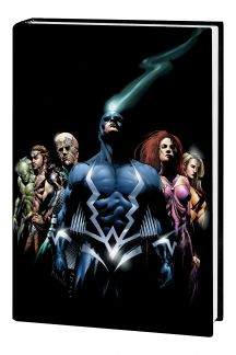 Inhumans by Paul Jenkins & Jae Lee (Hardcover)