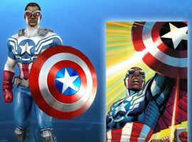 All-New Captain America in Marvel Heroes 2015