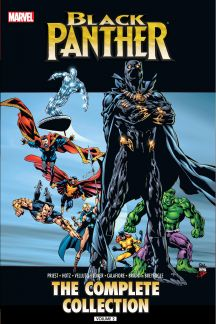 Black Panther by Christopher Priest: The Complete Collection Vol. 2 (Trade Paperback)