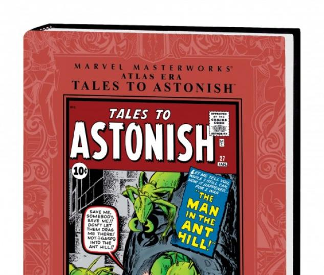 MARVEL MASTERWORKS: ATLAS ERA TALES TO ASTONISH VOL. 3 HC