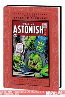 Marvel Masterworks: Atlas Era Tales to Astonish Vol. 3 (Hardcover)