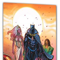 BLACK PANTHER: THE BRIDE COVER