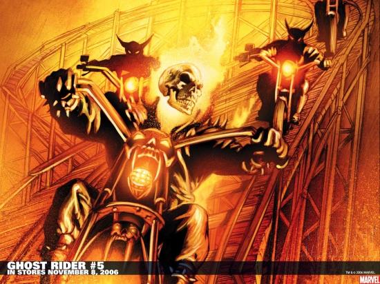 Ghost Rider (1973) #5 Wallpaper