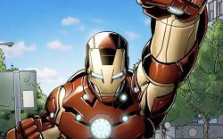 Sneak Peek: Invincible Iron Man #504