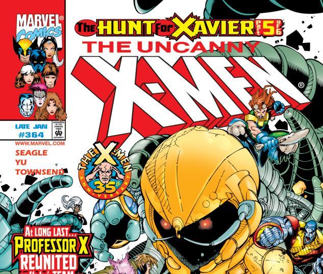 Uncanny X-Men (1963) #364 Cover
