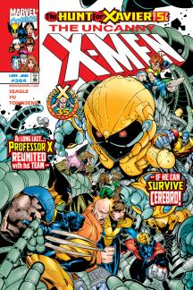 Uncanny X-Men (1963) #364